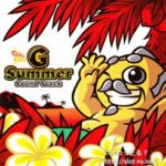 ギラギラ爺サマーサウンドトラック:ジャケット写真