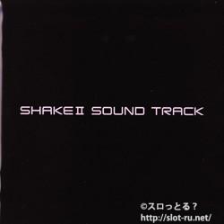 SHAKE2 SOUND TRACK:ライナー