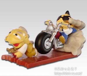 パチスロ魂:バイク!?