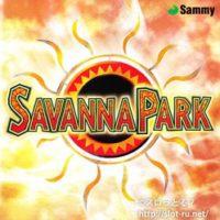 サミー・オリジナルサウンドシリーズVol.4 サバンナパーク:ジャケット写真