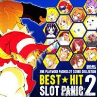 SNKプレイモアパチスロサウンドコレクションベストヒットスロットパニック2:ジャケット写真