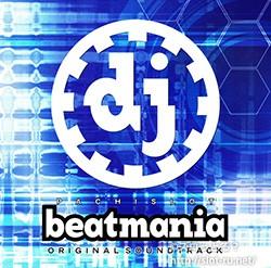 パチスロbeatmania originalSoundtrack:ジャケット写真