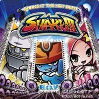 SHAKEIIIサウンドトラック:ジャケット写真