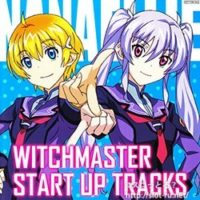 WITCHMASTER START UP TRACKS:ジャケット写真