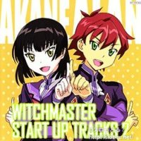 WITCHMASTER START UP TRACKS2:ジャケット写真